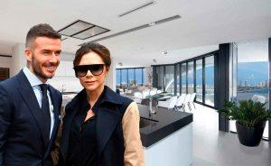 Victoria y David Beckham se compran un ático de 24 millones de dólares