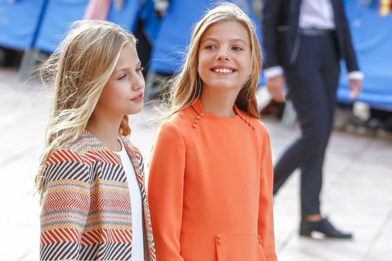 La Infanta Sofía cumple 13 años: las anécdotas con las que hizo sombra a Leonor