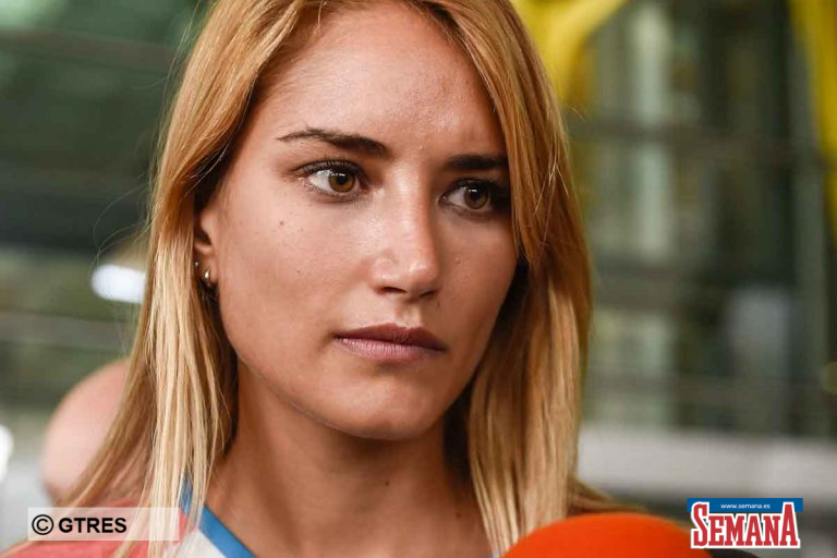 Alba Carrillo se recupera de su operación en los pies