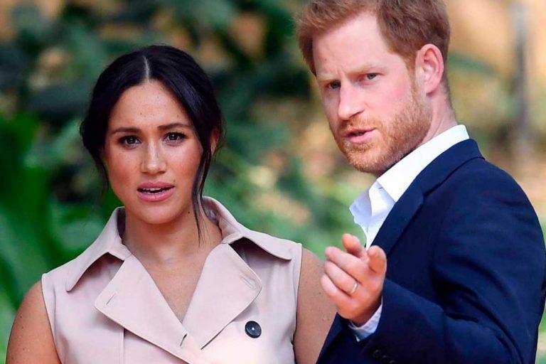 Harry y Meghan causan malestar al dar a conocer su llamada a la reina Isabel