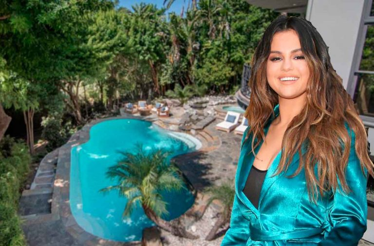 Selena Gómez compra la antigua casa del músico Tom Petty por 4,5 millones de euros