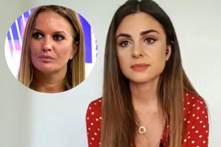 Alexia Rivas le deja las cosas claras a Marta López