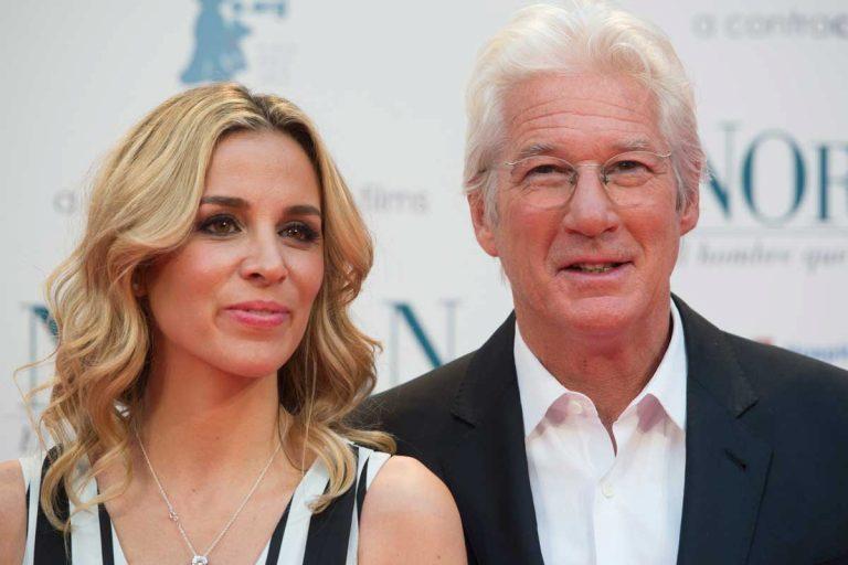 Richard Gere y Alejandra Silva, padres por segunda vez en secreto