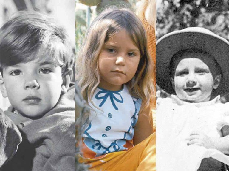 Así eran la familia Alba de pequeños: ¿A quién se parecerá la hija de Sofía Palazuelo y Fernandi Fitz-James?