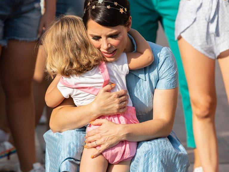 Lo que opina Soraya Arnelas de que los niños puedan salir ya de casa