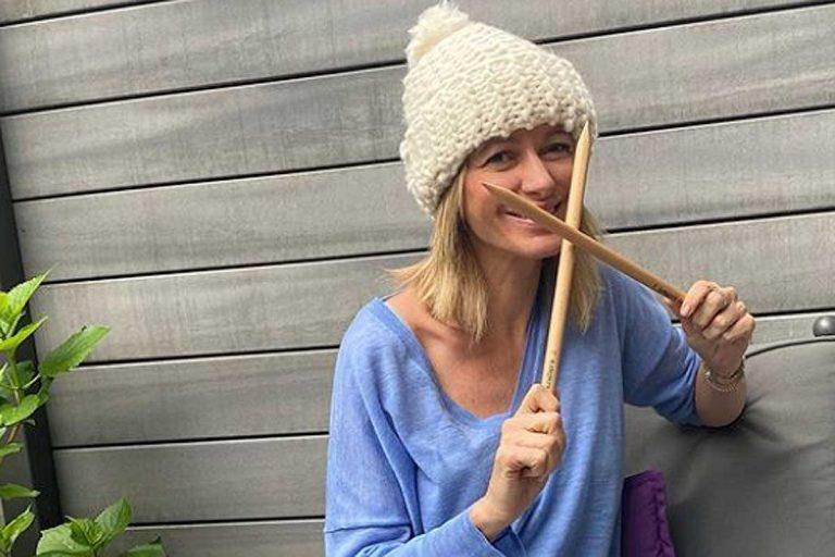 Fotos del día: Susanna Griso incluye a su hija en su nueva afición