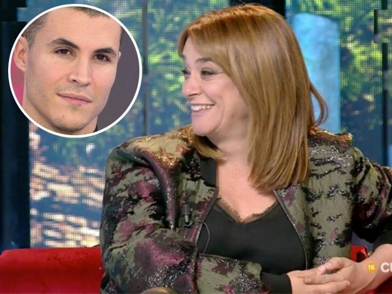 Los zascas de Toñi Moreno a Kiko Jiménez en su regreso a la televisión