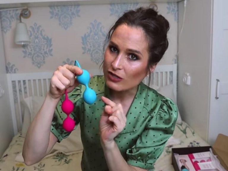 Verdeliss recomienda los juguetes sexuales para mejorar la salud