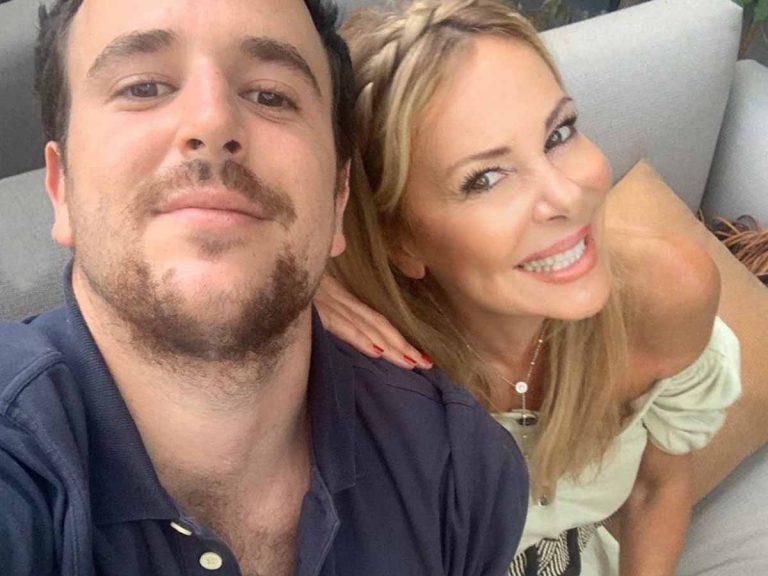 Así ha celebrado Ana Obregón el 28 cumpleaños de su hijo Álex Lequio
