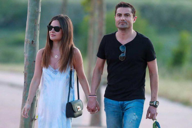 El paseo de Alexia Rivas y Alfonso Merlos sin mascarillas