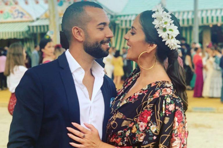 Fotos del día: Anabel Pantoja enseña dónde le gusta quedarse dormido a su novio, Omar Sánchez
