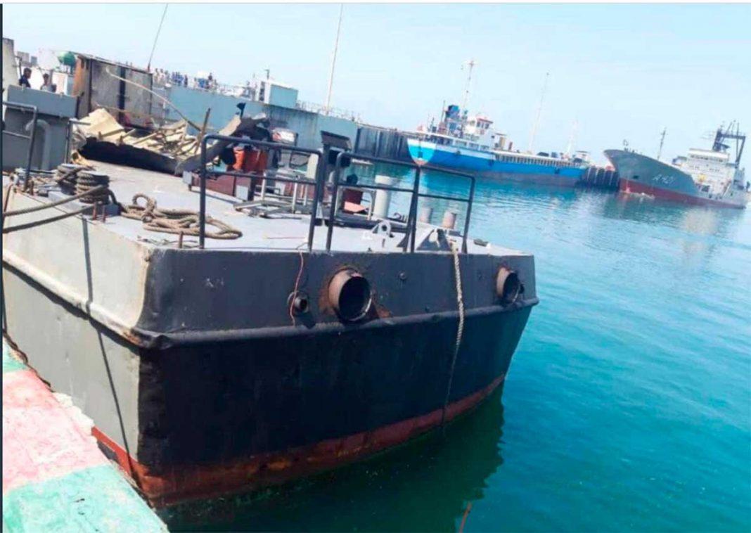 barco iraní