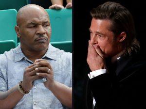 Mike Tyson recuerda el día que pilló a Brad Pitt con su exmujer