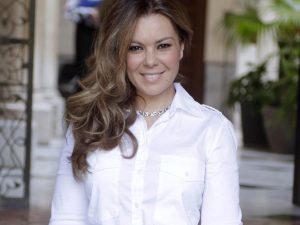 María José Campanario pide un regalo por su cumpleaños y sus fans se vuelcan para hacerlo realidad
