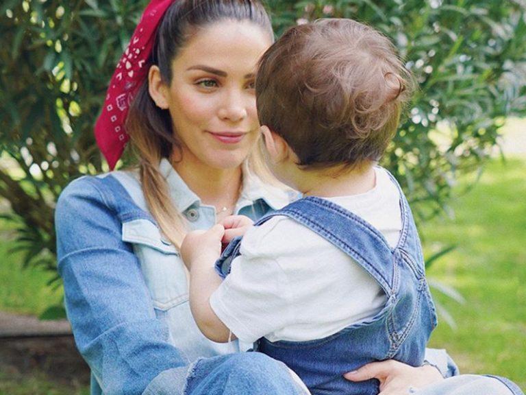El hijo de David Bisbal y Rosanna Zanetti, Matteo Bisbal, da sus primeros pasos