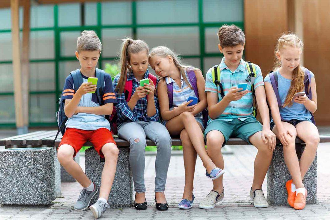 niños digitales