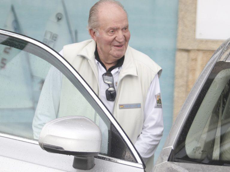 El Rey Juan Carlos, un año después de su jubilación de la vida pública