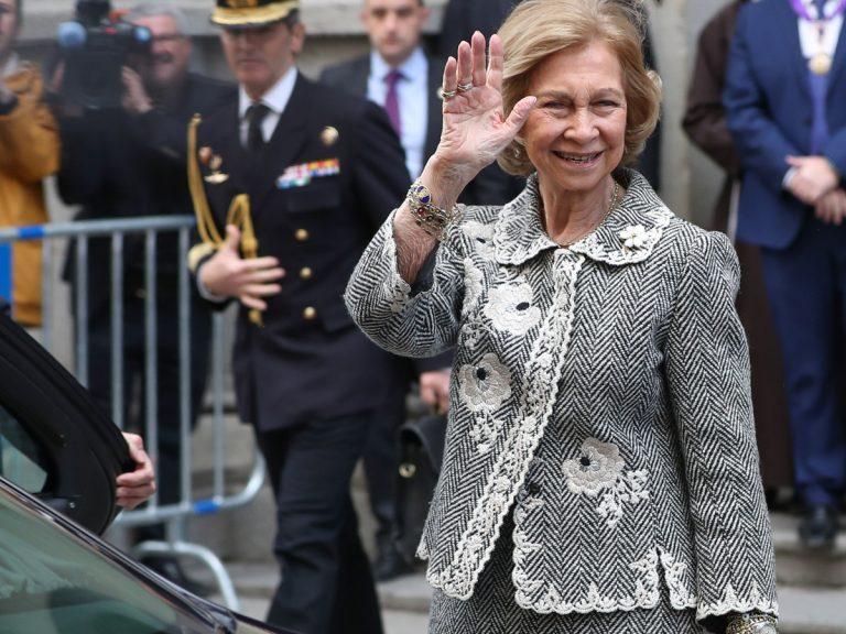 ¿Qué ha sido de la reina Sofía? Lleva 35 días desaparecida