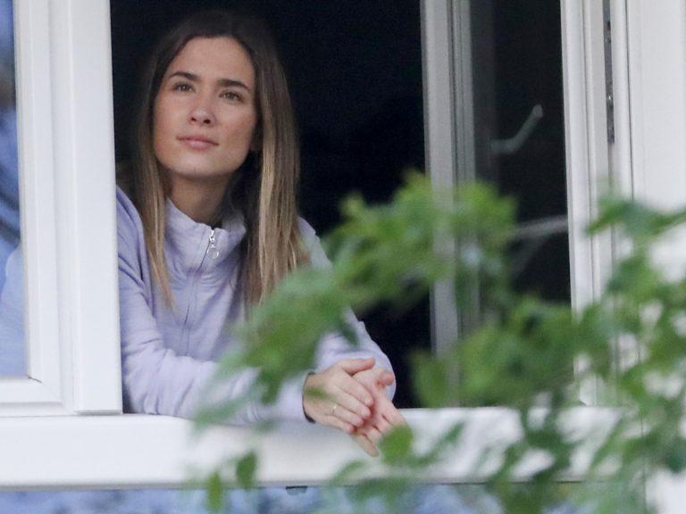 María Pombo afronta positiva la dura enfermedad que ha confesado: mielitis