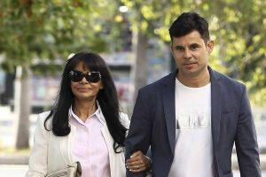 Edite Santos, cabreada tras sentenciarse que Javier Santos no es hijo de Julio Iglesias