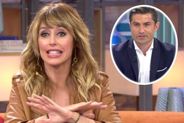 Emma García aclara su relación con Alfonso Merlos