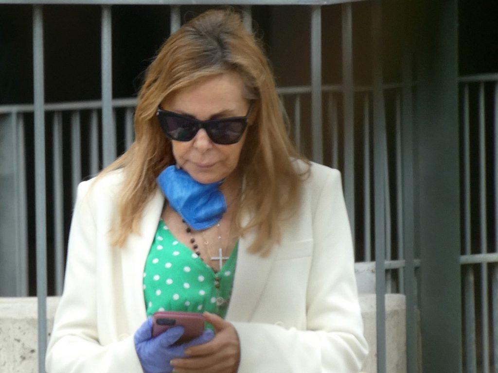 Ana Obregón en una imagen de 'Europa Press'