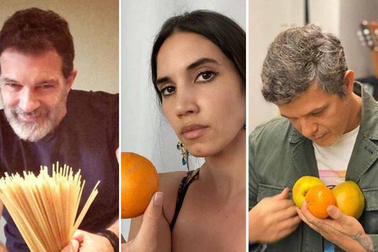 'Ningún hogar sin alimentos': La iniciativa solidaria por la que muchísimos famosos están arrimando el hombro