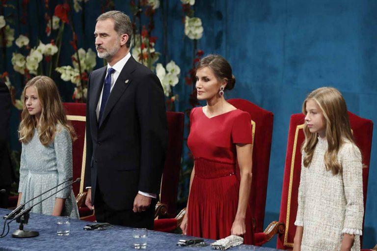La Familia Real guardará un minuto de silencio por las víctimas del coronavirus