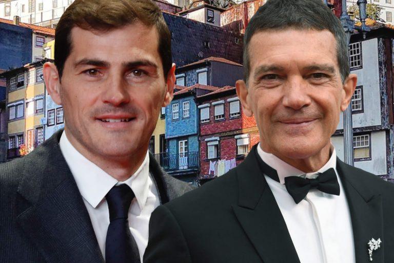 La irresistible propuesta de Iker Casillas a Antonio Banderas