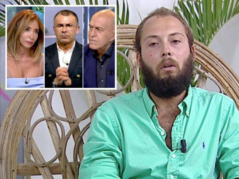 Los durísimos reproches de Jorge Javier Vázquez, Patiño y Matamoros a José Antonio Avilés