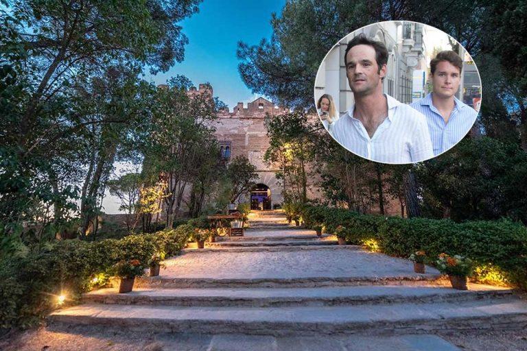 Así es el Castillo de Batres, el escenario definitivo de la boda de José Bono y su novio, Aitor Gómez