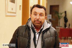 José Manuel Parada, muy indignado, carga contra 'Lazos de Sangre'