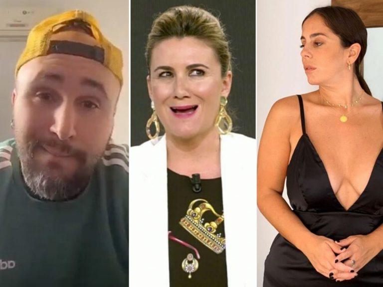 Los kilos de más en la cuarentena: los famosos que han engordado en el aislamiento