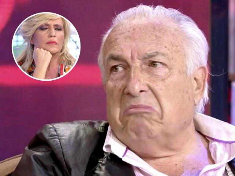 Mikel Barsa, exrepresentante de Albano: «La fuente de Lydia Lozano es una persona conocida»