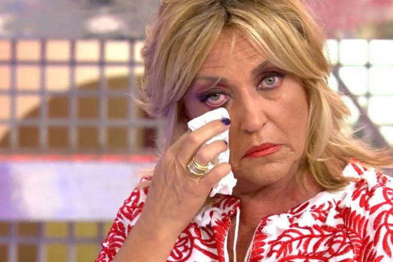 Lydia Lozano pierde los nervios por el polígrafo del exrepresentante de Albano: «No puedo más»
