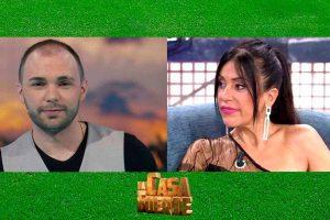 Maite Galdeano y Cristian Suescun, primeros confirmados de 'La casa fuerte'