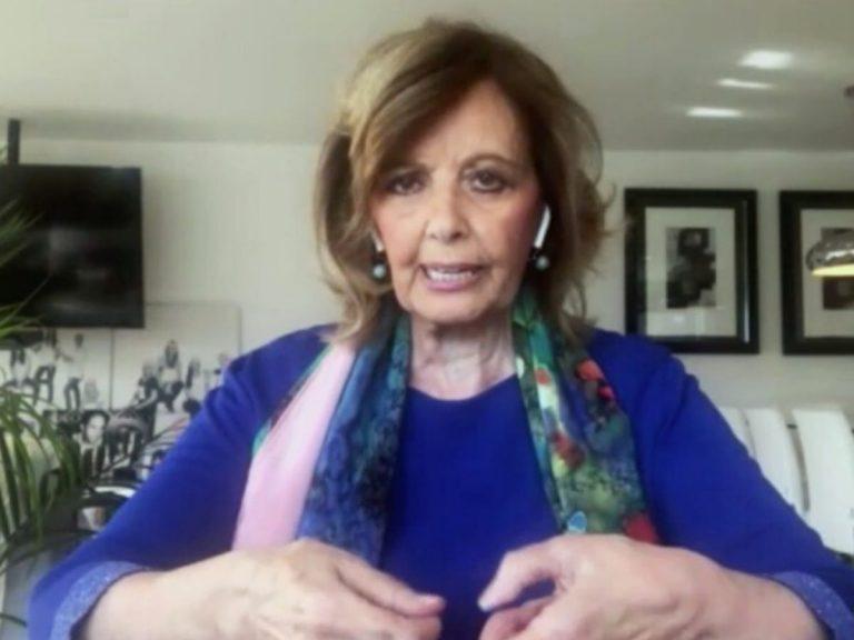 María Teresa Campos habla de su aislamiento: «Me ha cogido débil psicológicamente»