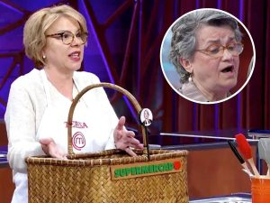 MasterChef 8: Teresa carga contra Juana: «Juega a la abuelita buena»
