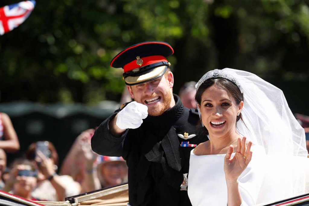 Meghan Harry boda