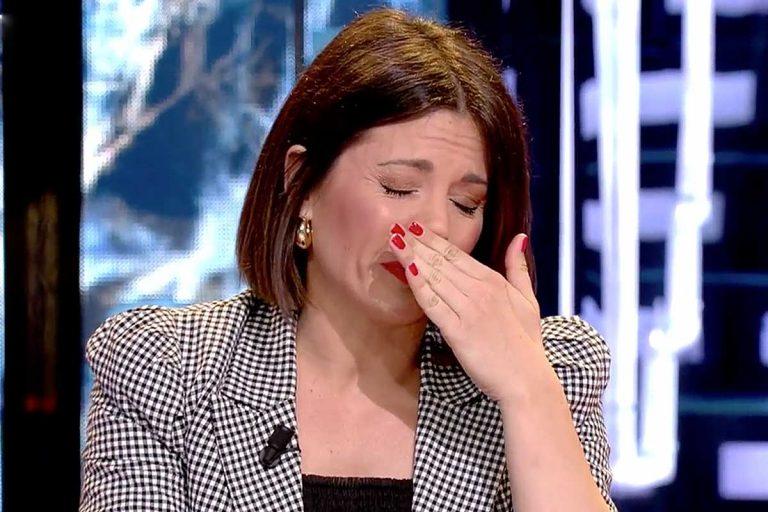 'Supervivientes': Nagore Robles llora en directo por la muerte de un familiar