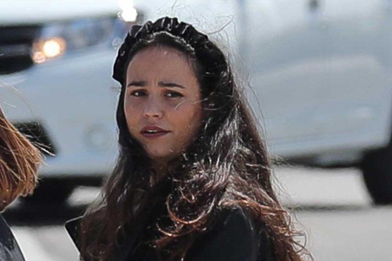 Carolina Monje cierra una etapa tras la muerte de Álex Lequio: se muda
