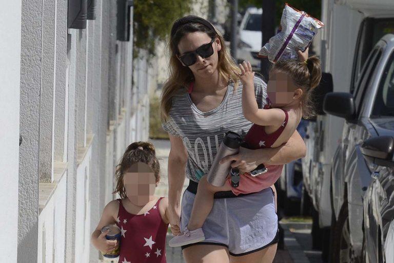 Así ha vivido Irene Rosales su Día de la Madre más triste