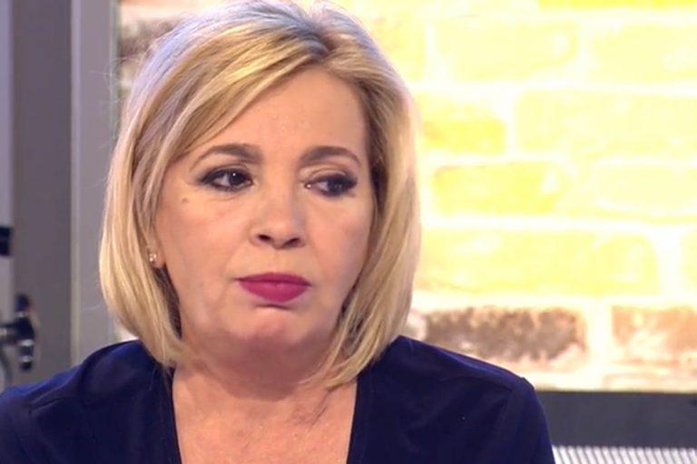 El difícil divorcio de Carmen Borrego, a examen en 'Sálvame'