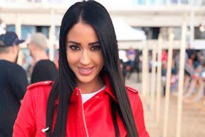 Aurah Ruiz lanza un dardo a Suso: «Ni me enamoré de él en 'GH' ni fuera»