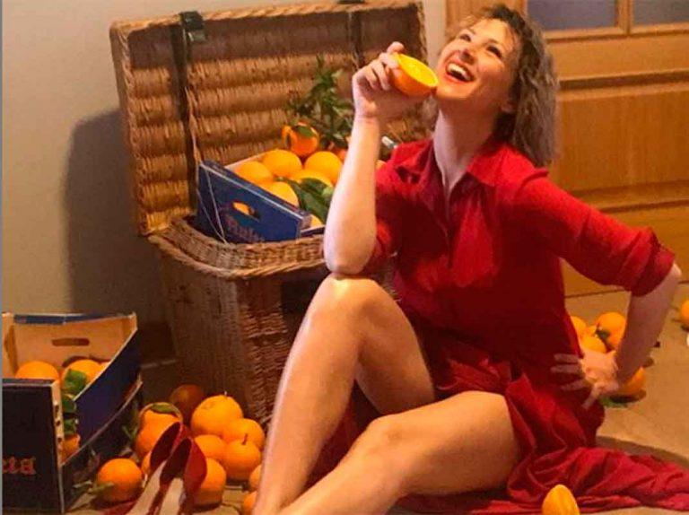 Sabemos lo que ha engordado María Jesús Ruiz durante la cuarentena