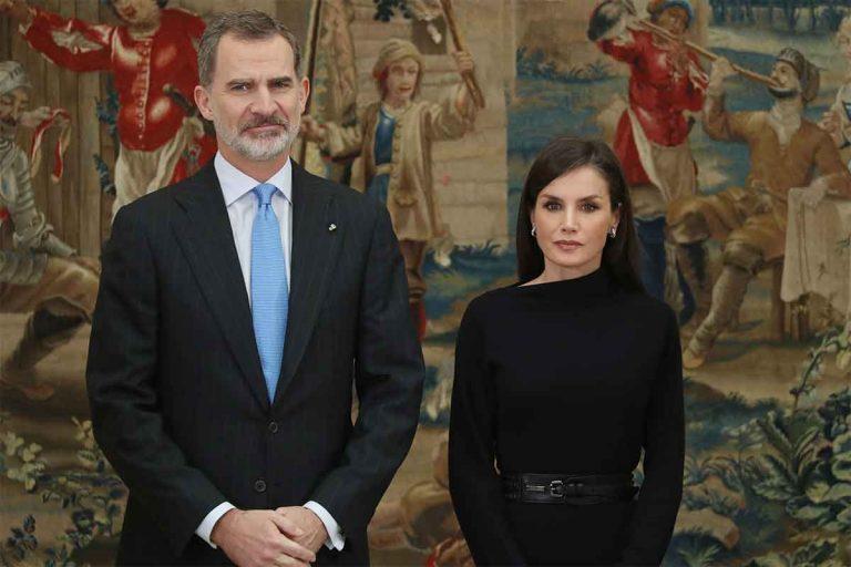 El polémico reportaje sobre la intimidad de los Reyes, Felipe y Letizia, en Palacio durante la cuarentena