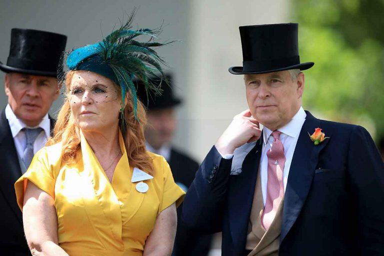 Sarah Ferguson y el príncipe Andrés, demandados por 8 millones de euros