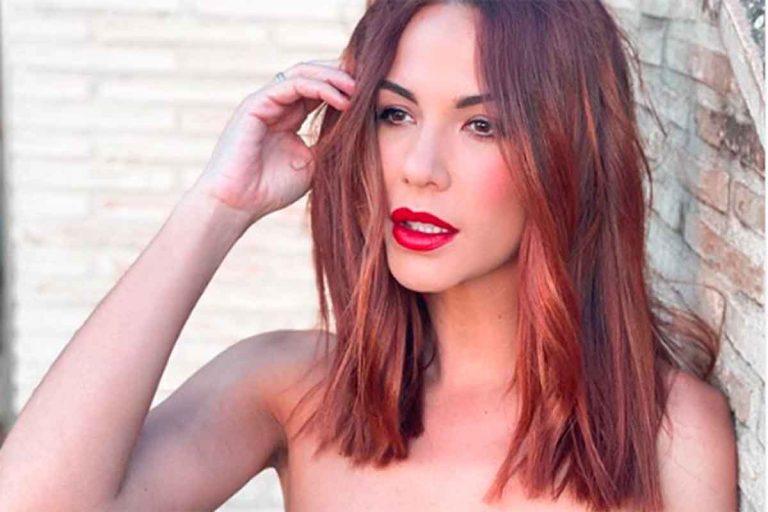 El sorprendente cambio de look de Tamara Gorro deja claro que ella no sigue modas