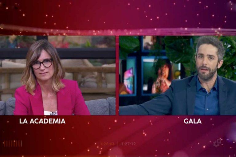 La pullita de Noemí Galera a Roberto Leal por su fichaje por 'Pasapalabra'