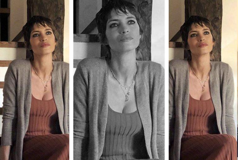 Sara Carbonero reaparece con el pelo corto un año después de anunciar que padece cáncer